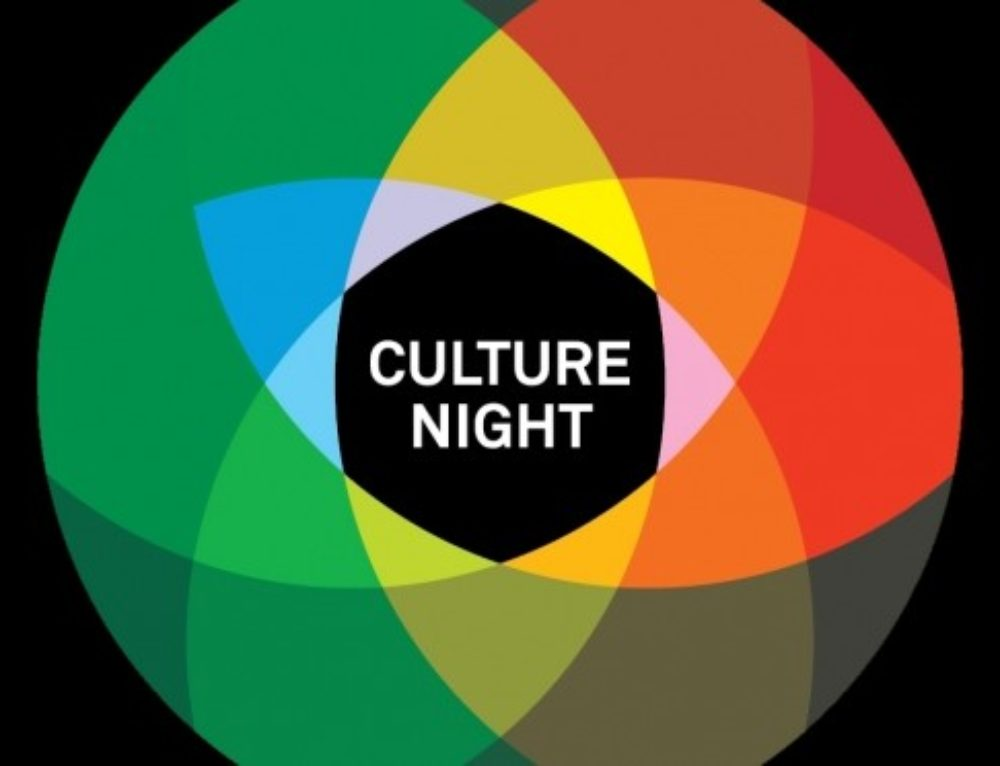 Culture Night- Gorey- Free workshops- Gorey School of Art